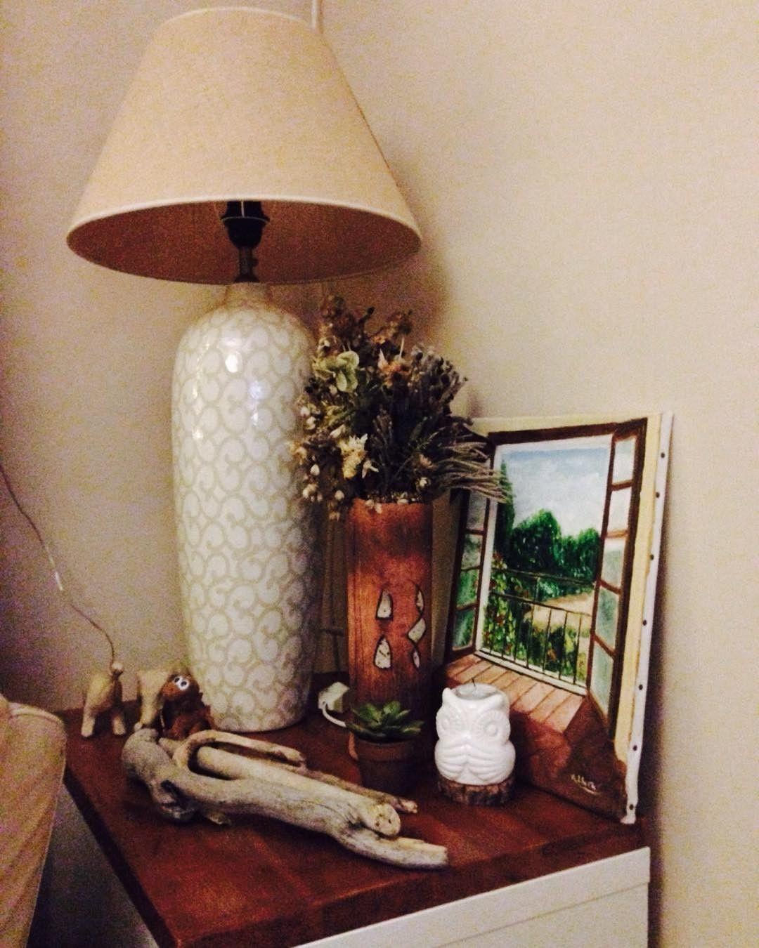 Preparando nossos cantos de inverno. Como gostamos de # decoração de casa # ...