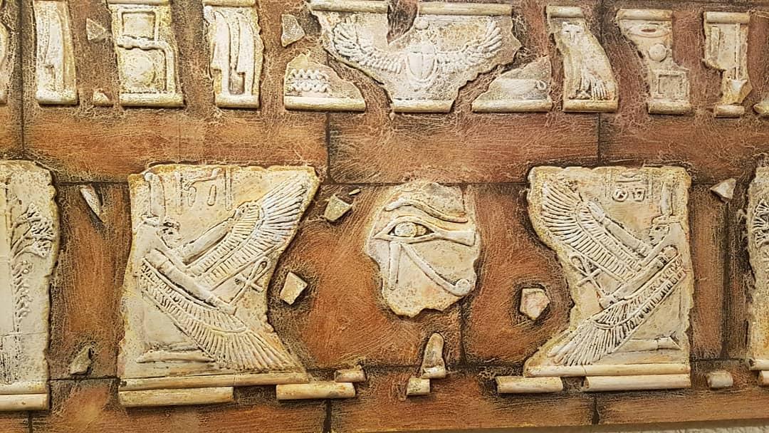 Pinturas egípcias # Home Decor #MeEncanta ...