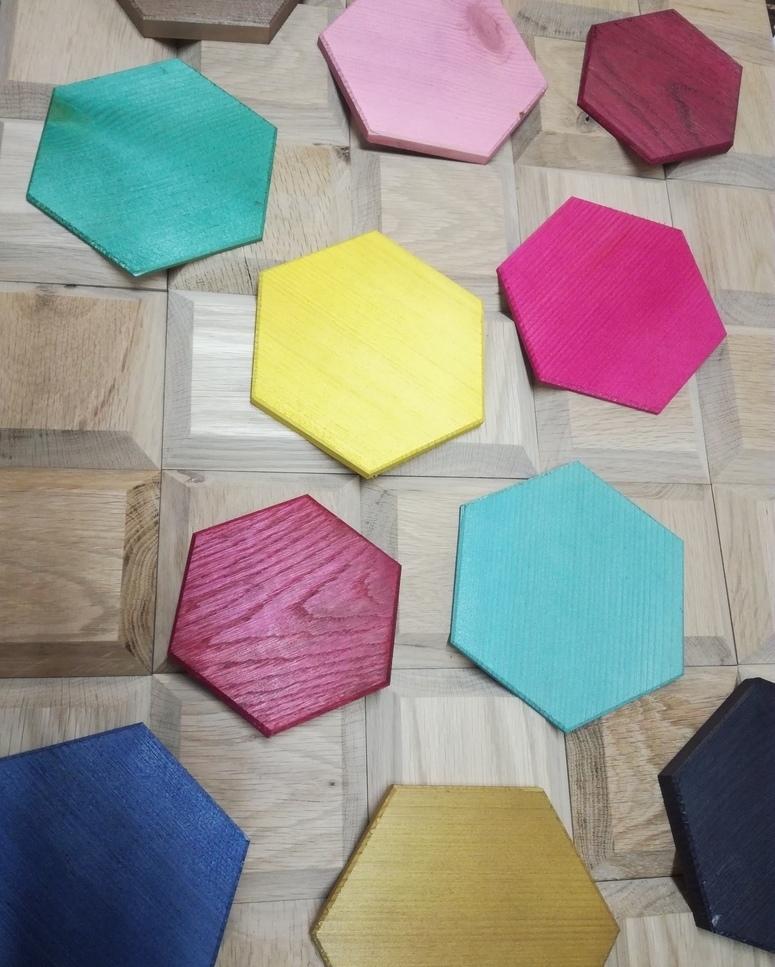 Para mim os novos favoritos no mosaico Ele se apaixonou por essas cores suculentas ...