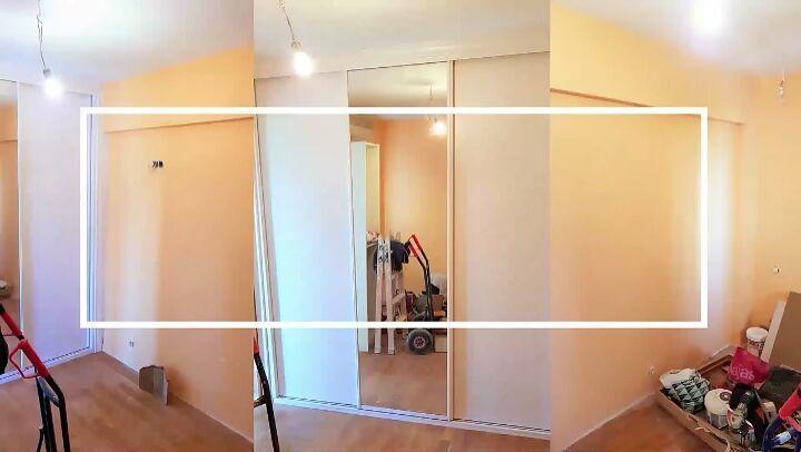No nosso mais recente trabalho, fizemos portas e armários lacados, o alisamento ...