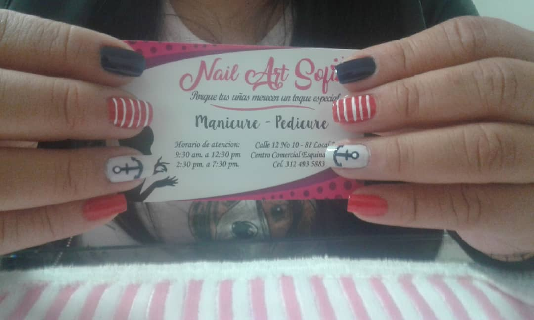 Por: @ camilaespinel.9 # decoraciondeuñas #nails #amoralarte #hermosas # decoradosu ...