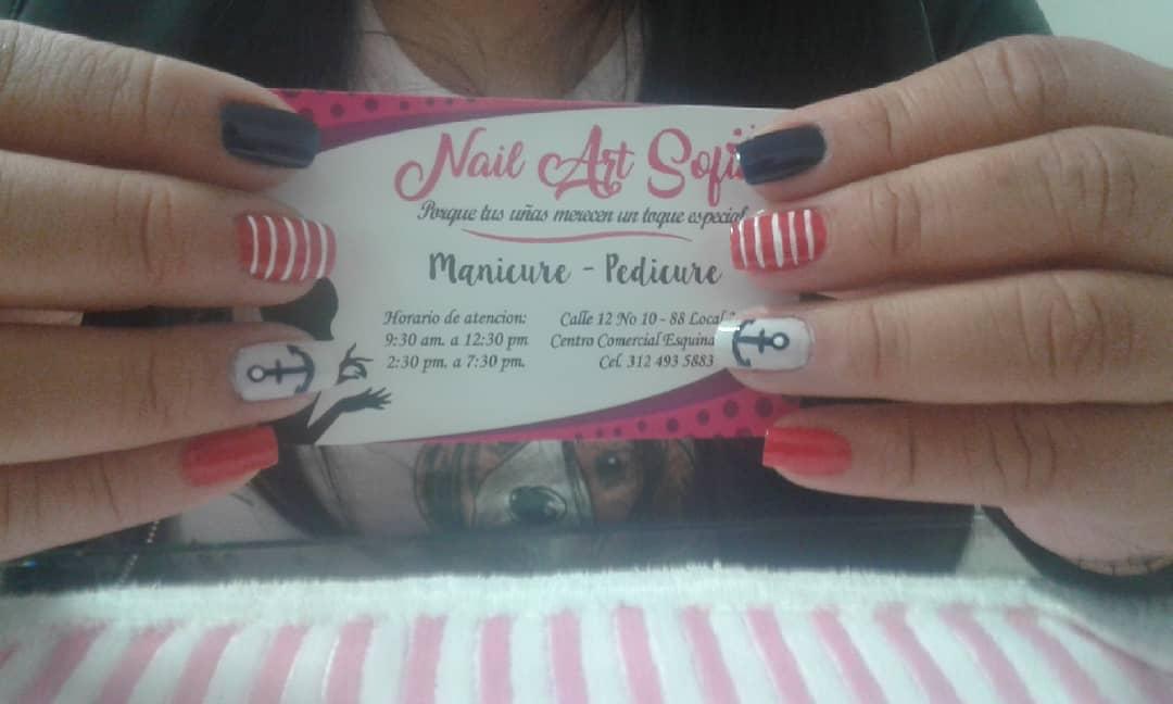 Por: @ camilaespinel.9 # decoraciondeuñas #nails #amoralarte #hermosas # decoradosu ...