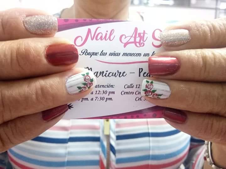 Por. @vivianabarinasm # decoraciondeuñas #nails #amoralarte #hermosas #decoradosu ...