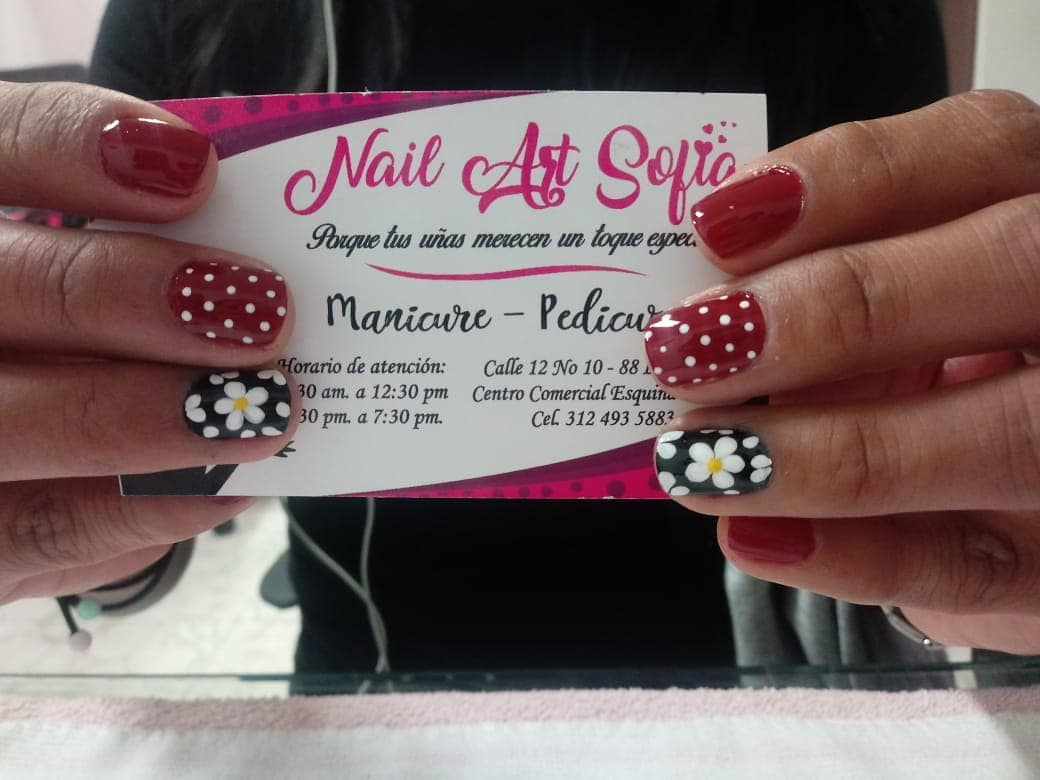 Por: yurani barinas # decoraciondeuñas #nails #amoralarte #hermosas # decoradosuñas ...
