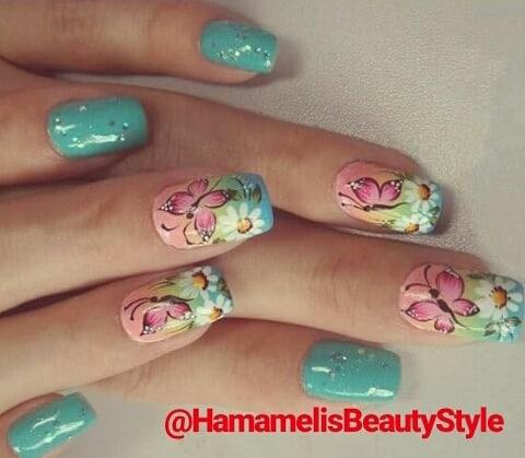 Aprenda sobre o trabalho de nossos instrutores: #nails #nailart # nails # unhas decoradas ...