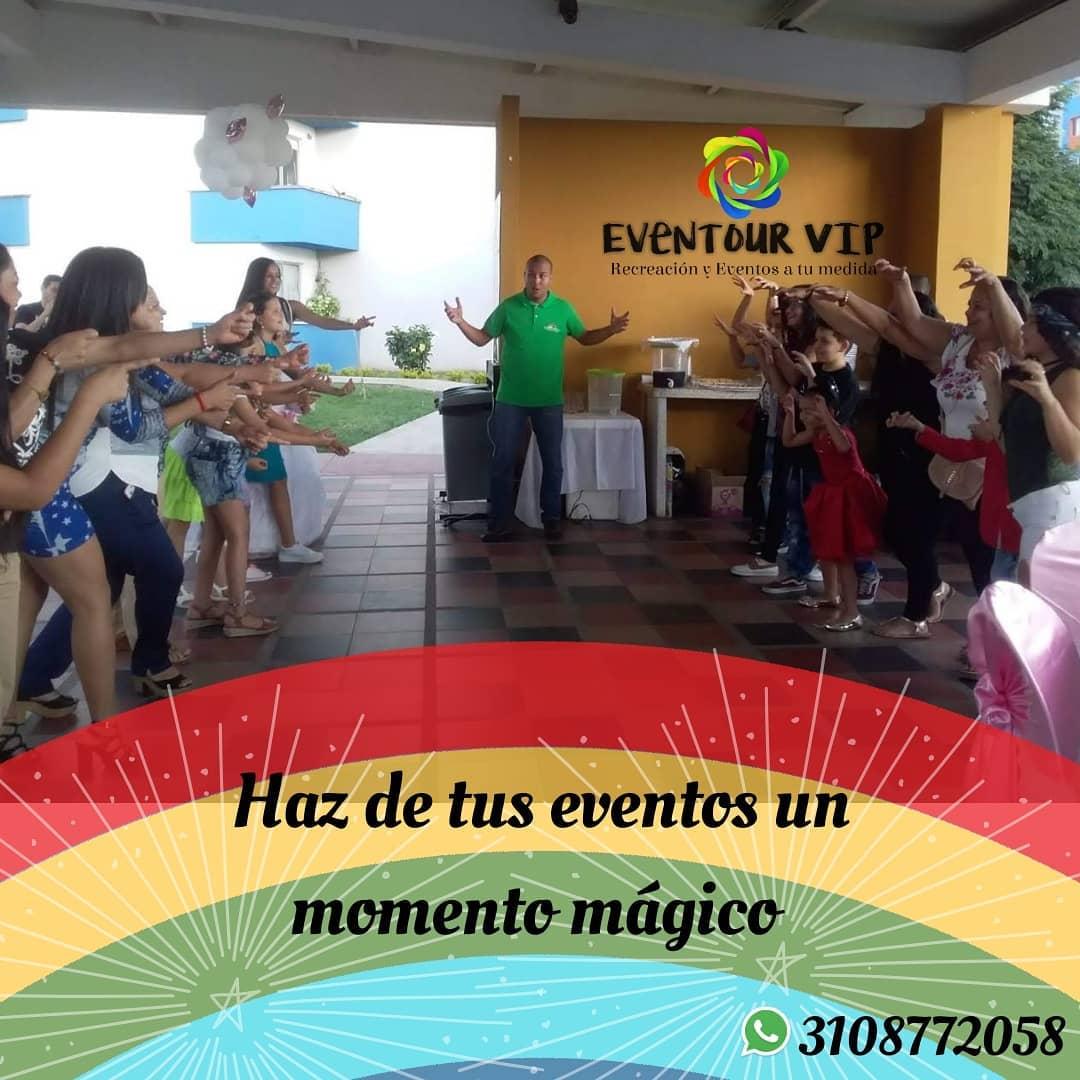 A melhor recreação para o seu evento é em #EvenTourVip O que você está esperando r ...