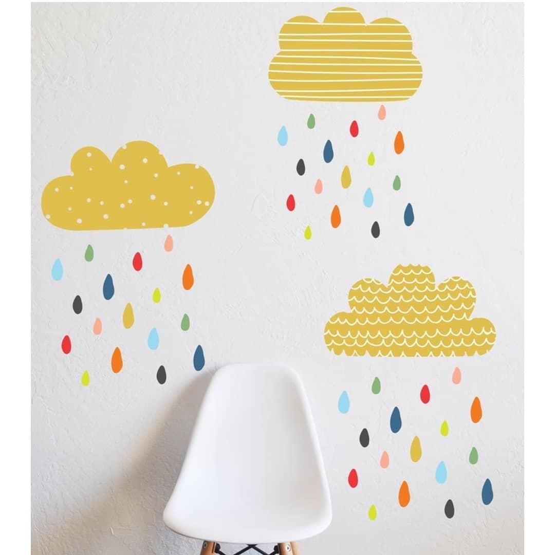 Decore suas paredes com belos motivos e dê vida aos seus espaços  #homesweeth ...
