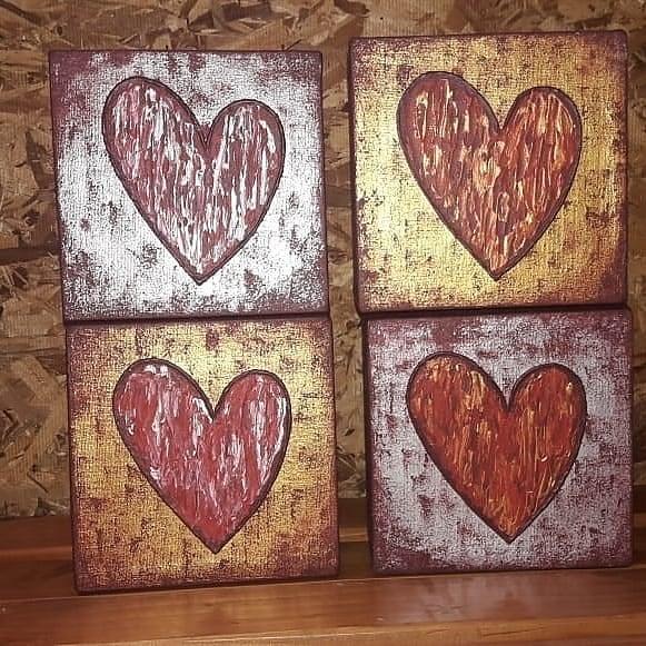 Os corações da nossa loja são corações, nós amamos todos eles, é por isso que temos ...