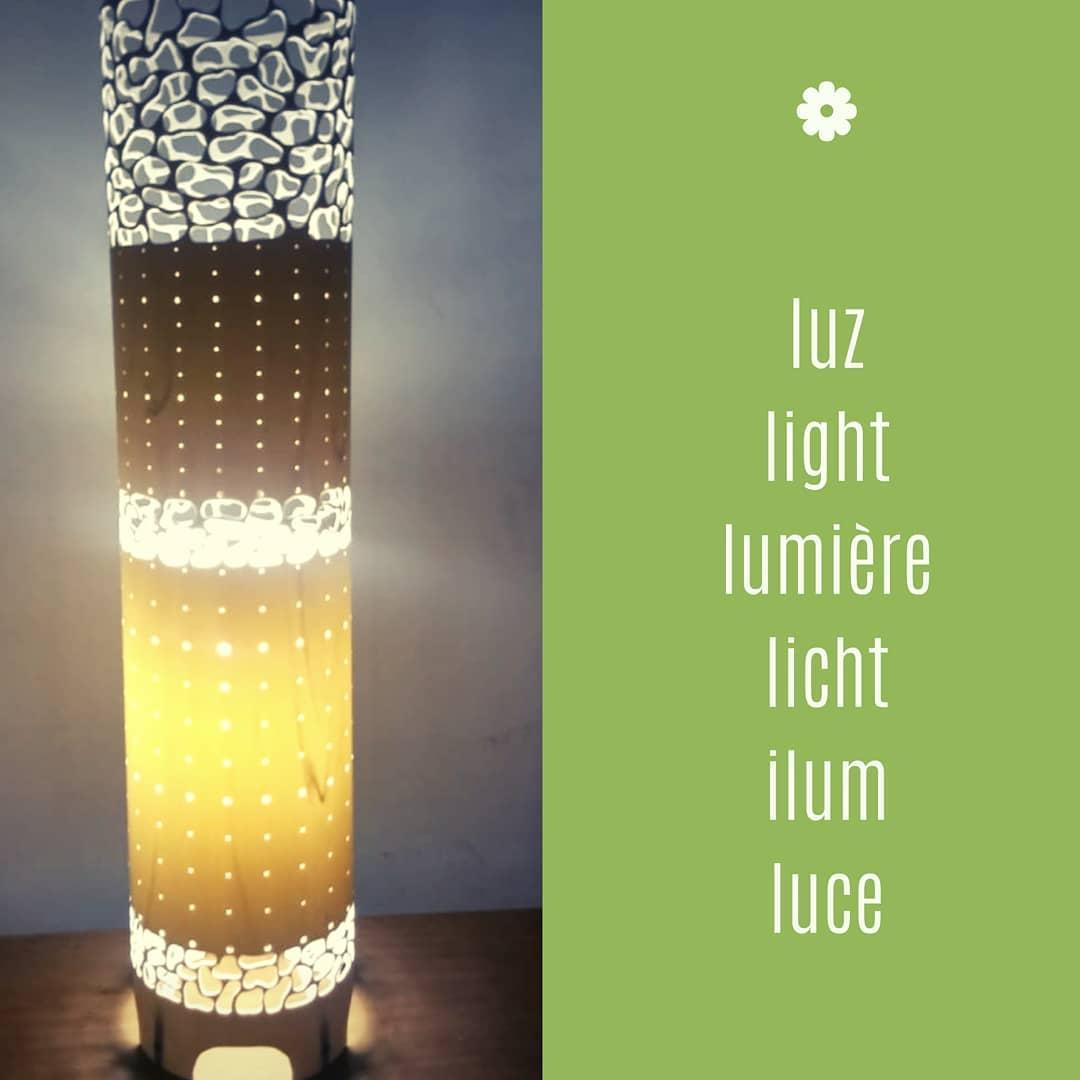 # Decoração de Interiores # Iluminação # design #art #Creations #light #light #deco ...