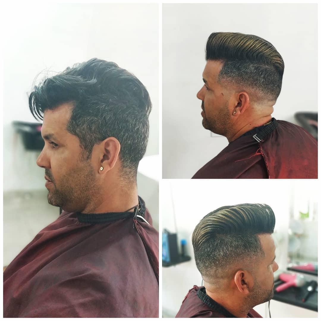 Pouco a pouco Todos os dias dando o melhor de mim  #barbershop #decor #barber #amor ...