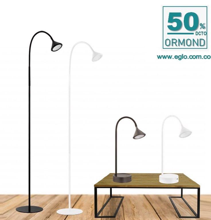 Encontre na lâmpada da semana nossas referências MONGU, ARES e ORMOND ...