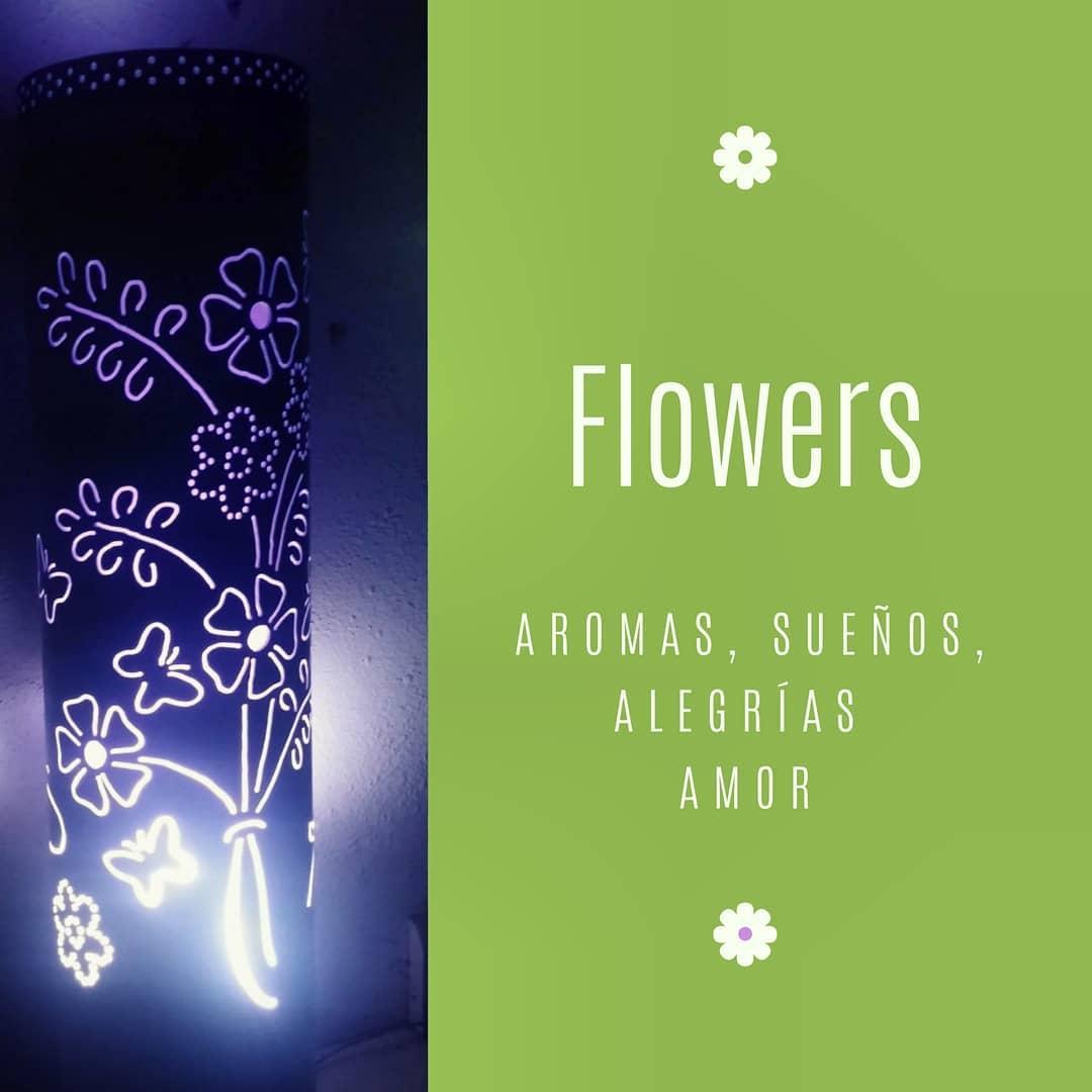 # Decoração de Interiores # Iluminação # Design #Art #Creations #flowers #flores ...