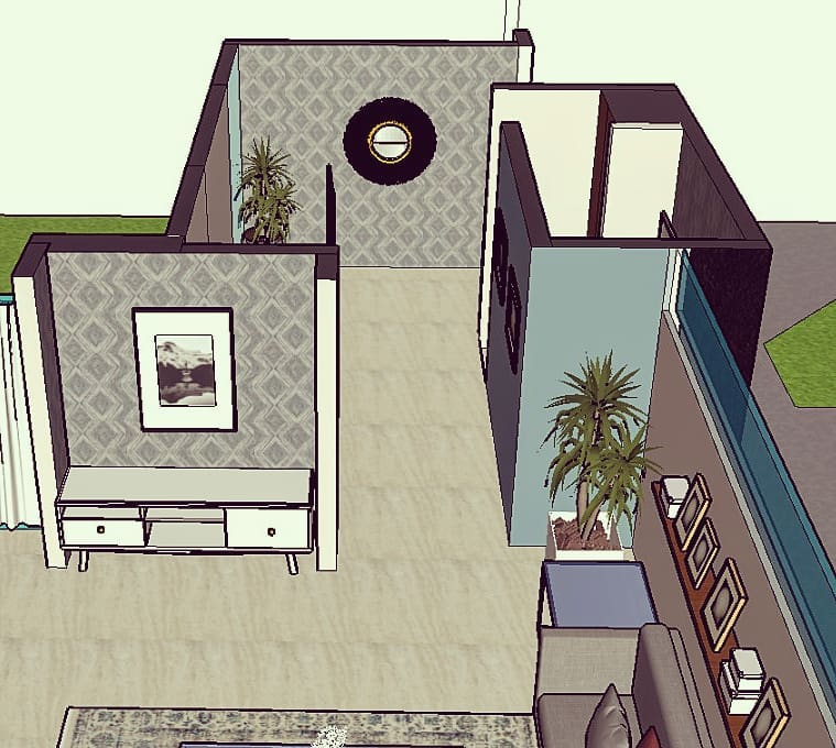 /// R O Y E C T O /// PEDREGAL DE VIEW BEAUTIFUL # 3D #HomeDecor #Textures #NewP ...