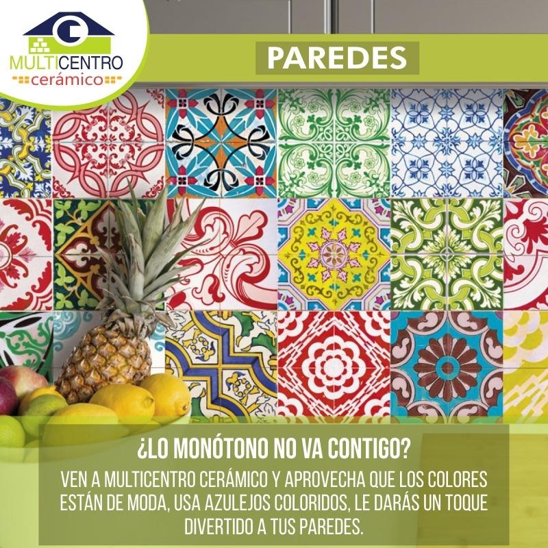 Você está procurando a cor ideal e design para suas paredes? Cerâmica Multicenter é # 1 ...