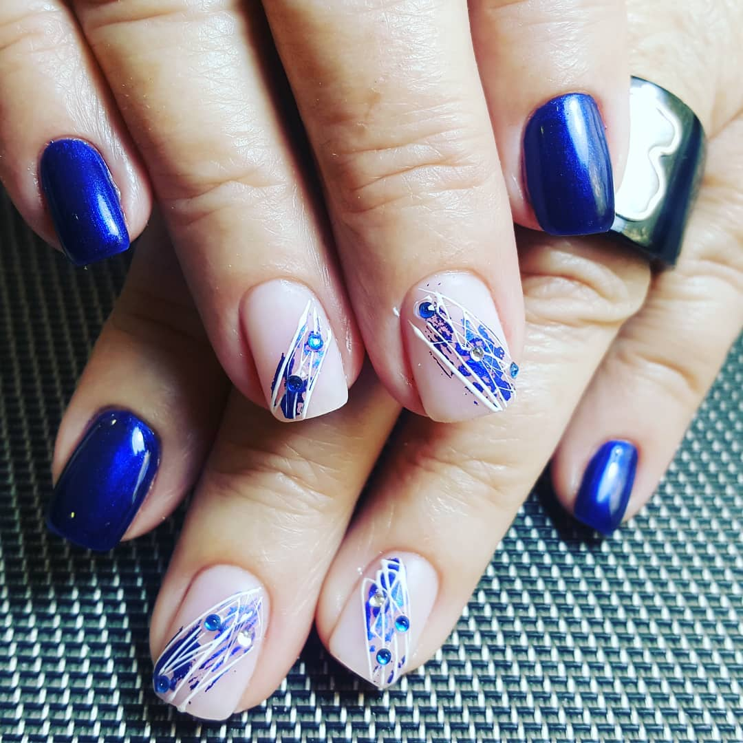 #rellenogel #nailsart #nailsdesign #nailsartist #nails #nailsofinstagram #nailsa ...