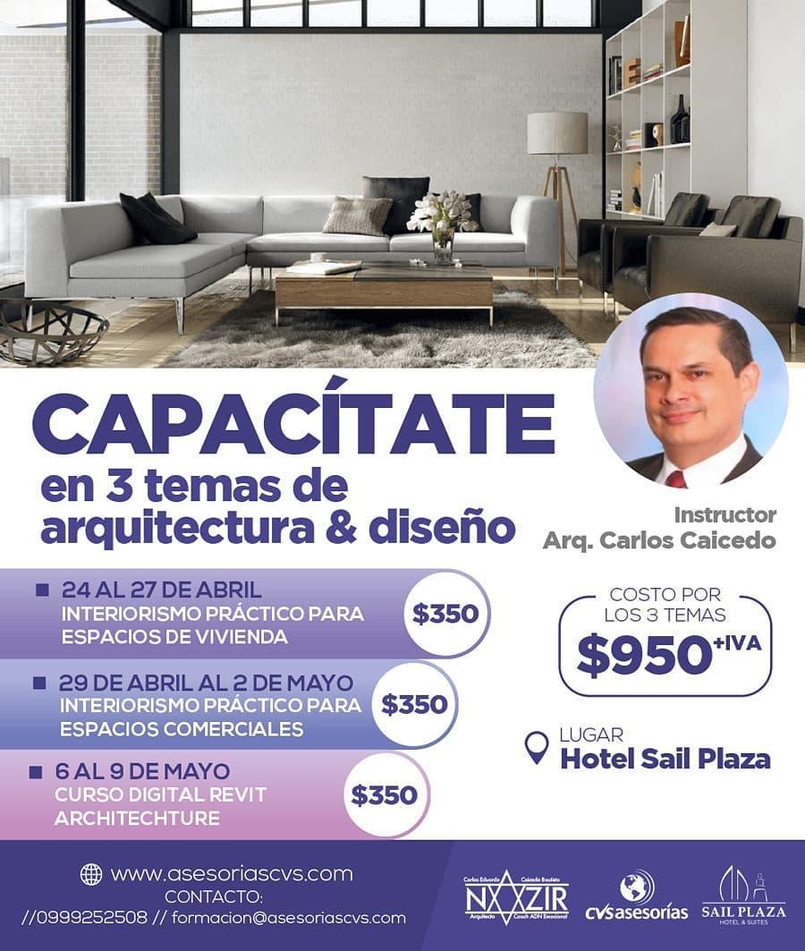 DESIGN INTERIOR  ARQUITETURA EM AÇÃO EQUADOR - MANTA -  #architect #curso #deco ...