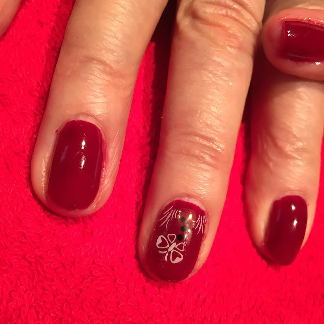 Não importa o frio !!! Vamos continuar usando nossas manicures # decoraciondeuñas # ...