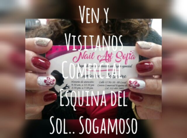 Calle 12 # 10-88 local 211 # decoraciondeuñas #nails #amoralarte #hermosas #decora ...