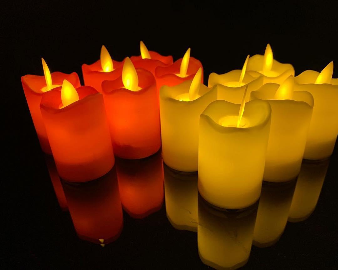Pensando em personalizar velas led, ou melhor as clássicas? ...