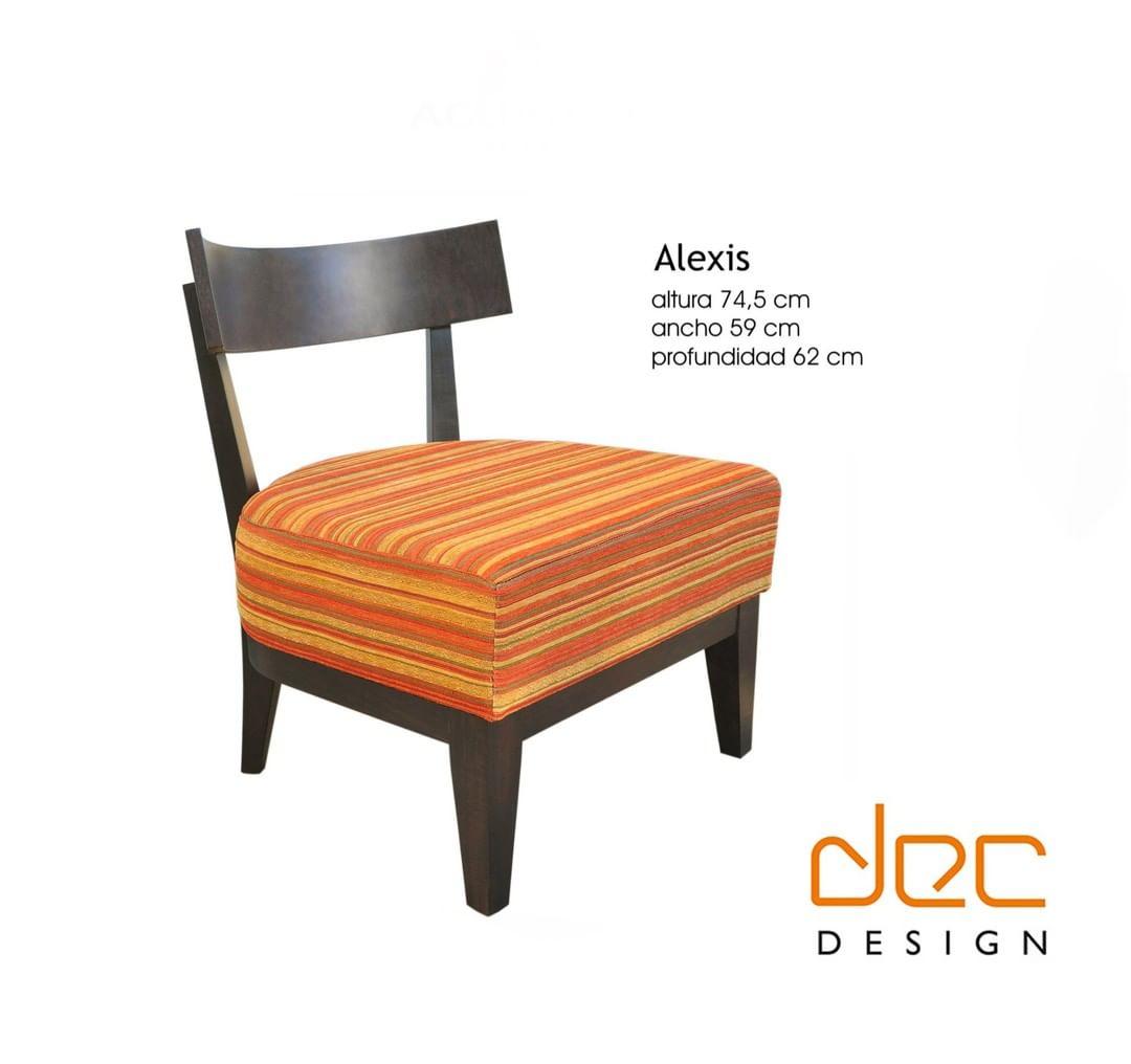 Imagine ter colchões confortáveis e elegantes. #Alexis #Matero #SillaMatera # Diseño ...