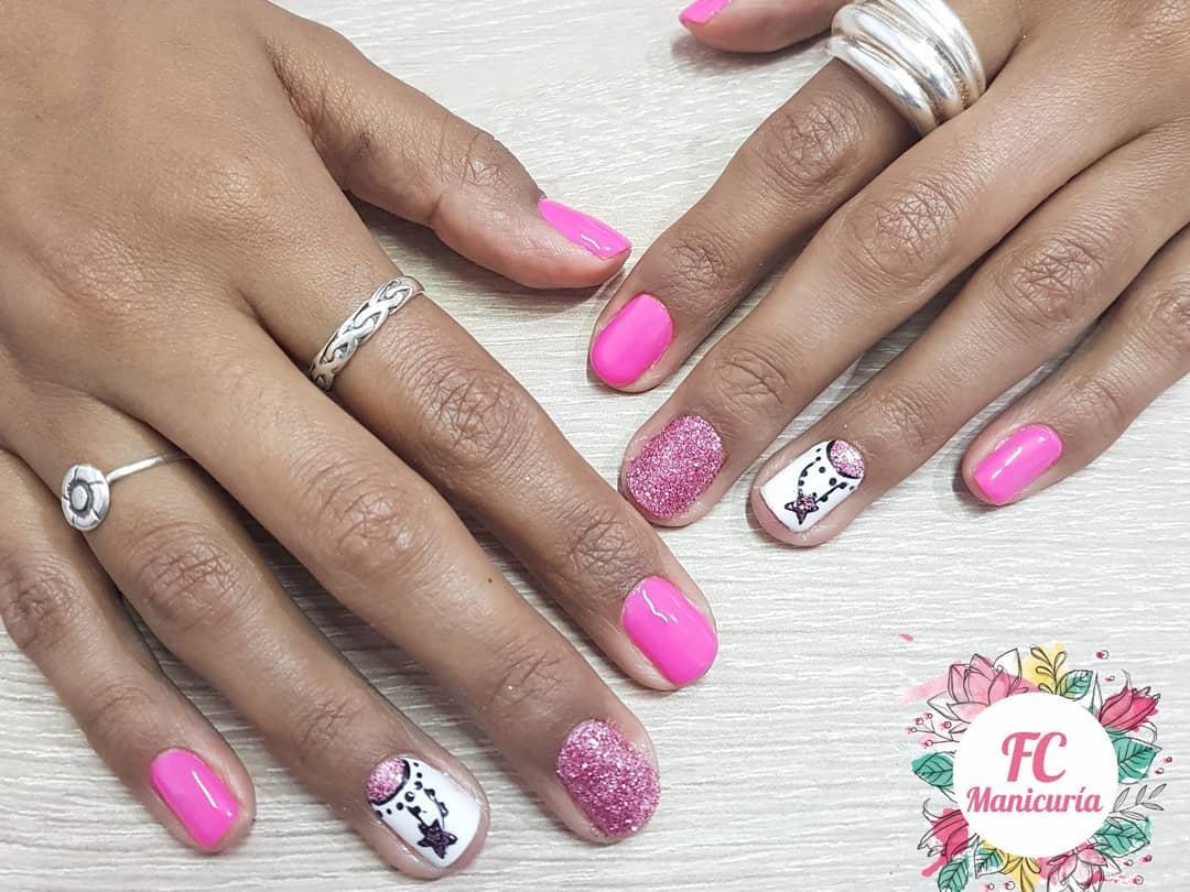 Semi Permanente Esmalte Russo Manicure para Dai e mão design #cipo #cipolle ...