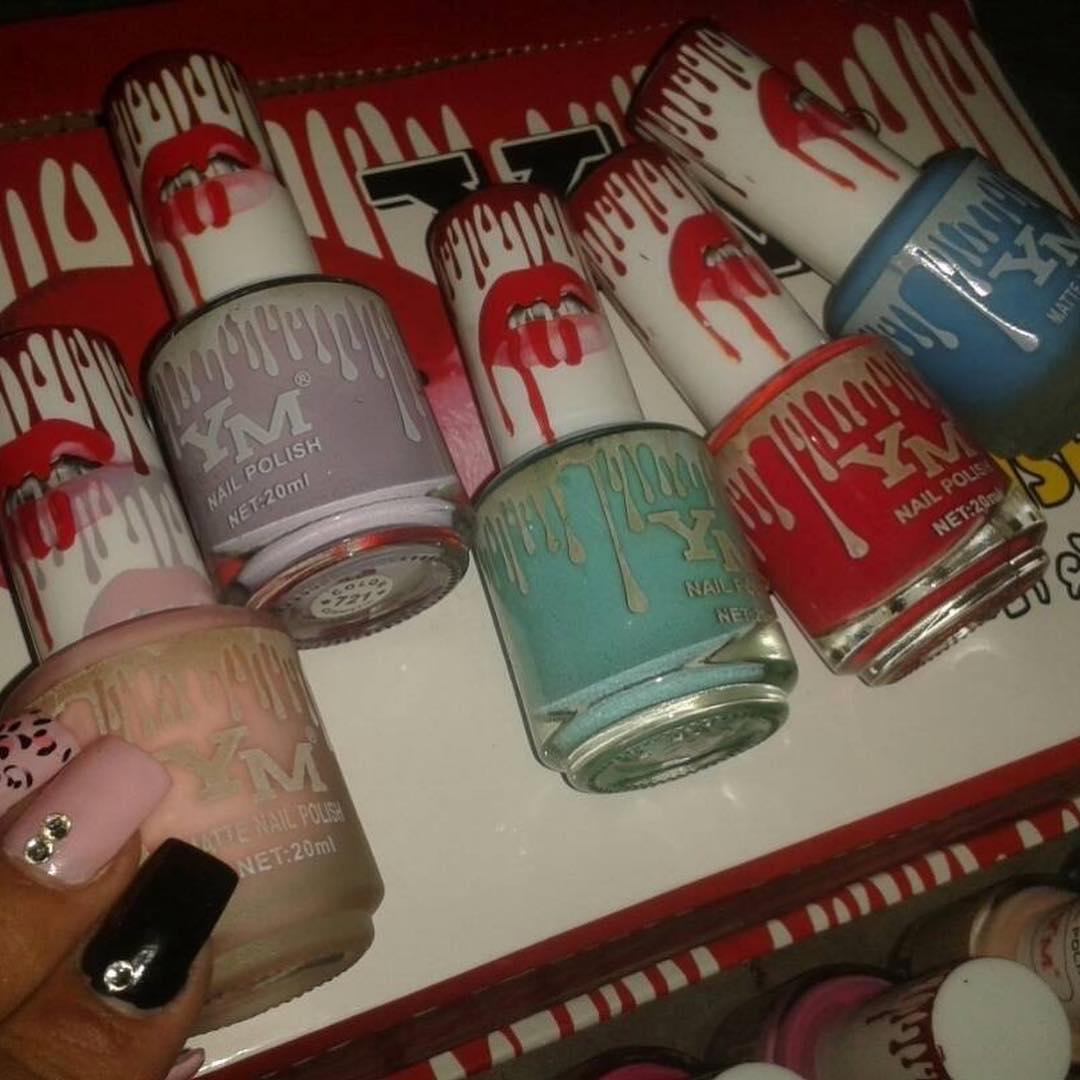 #nails  Em Kairosrg você terá o que suas unhas precisam !! - - - - # unhas # unhas ...