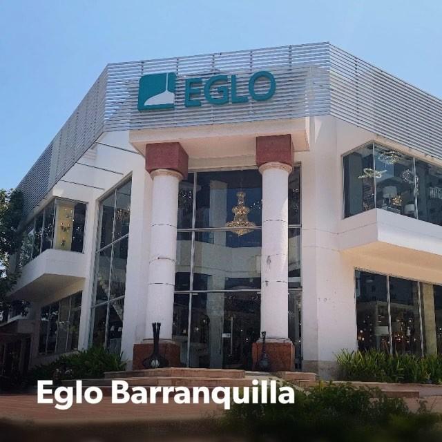 Lembre-se que em Eglo #Barranquilla você encontrará uma grande variedade de lumina ...