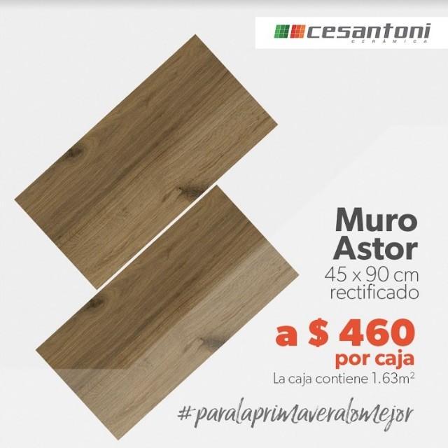 Assoalho Astor de Cesantoni é ideal para ambientes modernos e quentes, pode ser usado ...