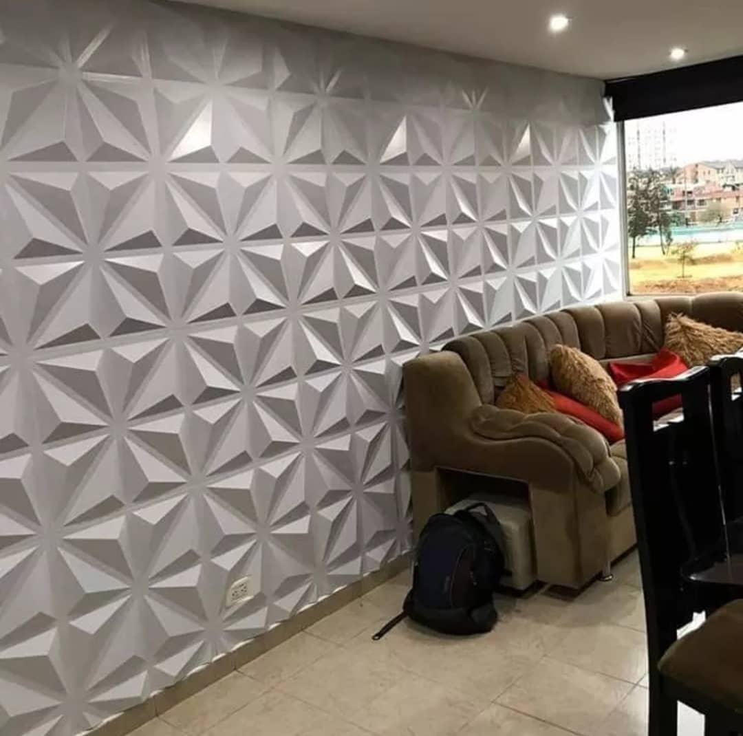 Agora no Panamá o Painel 3D Renove seus espaços com estes inovadores e belos ...