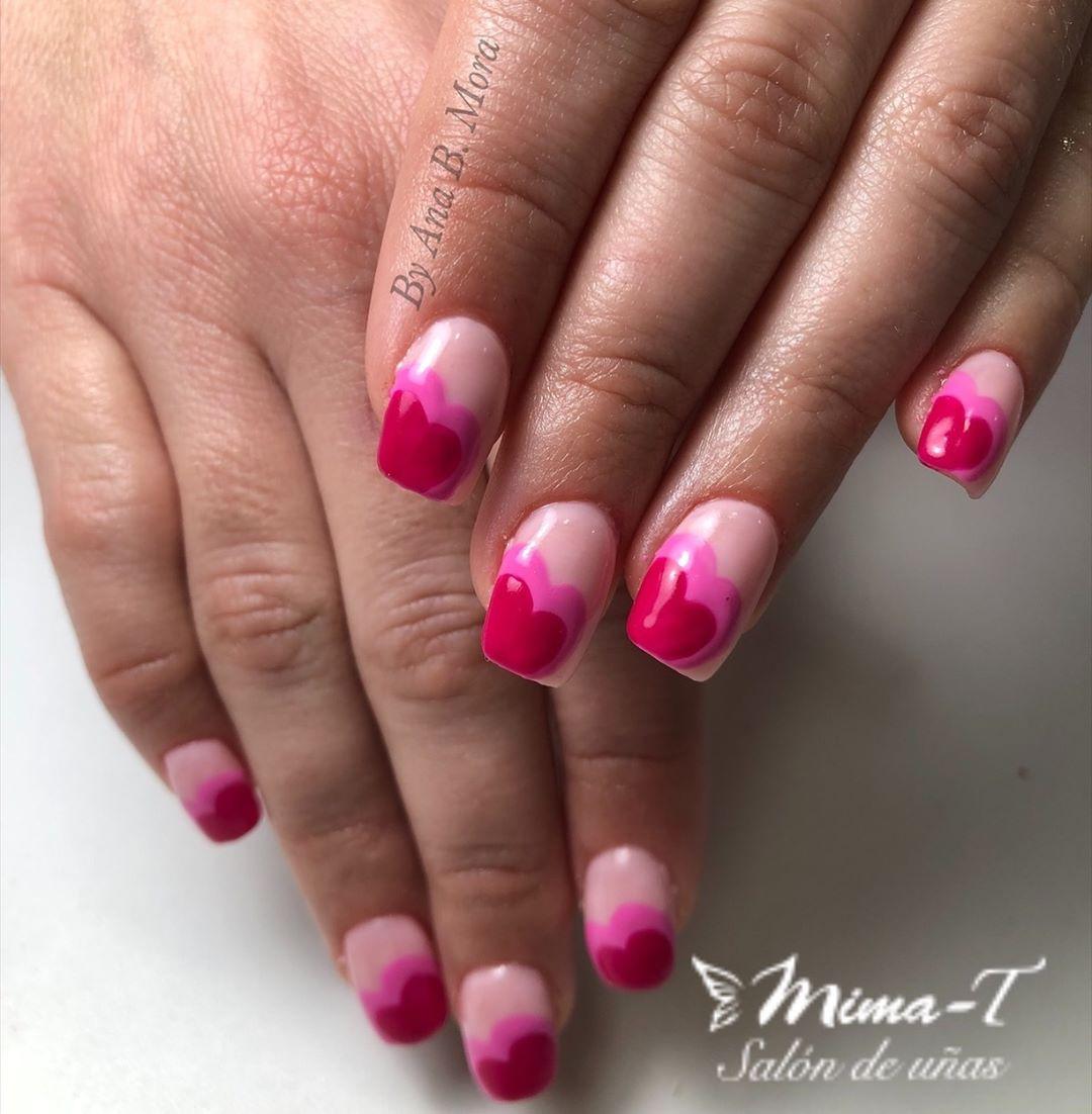 #mimat #manicura #manicure #gelpolish # salondeuñas #nailsalon # unhas # unhas # unhas ...