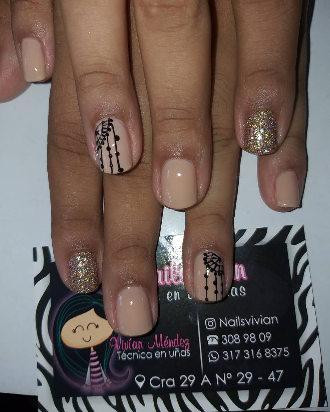 #nailsvivian # nails4today #nailsgel #nailselfie #nailsbaby #nailsmoda #nailsarte ...