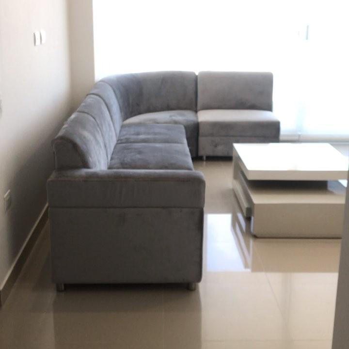 MARCELA SALA DE JANTAR Apartamento Edifício Lakinaki. *MESA DE CENTRO Elaborado ...