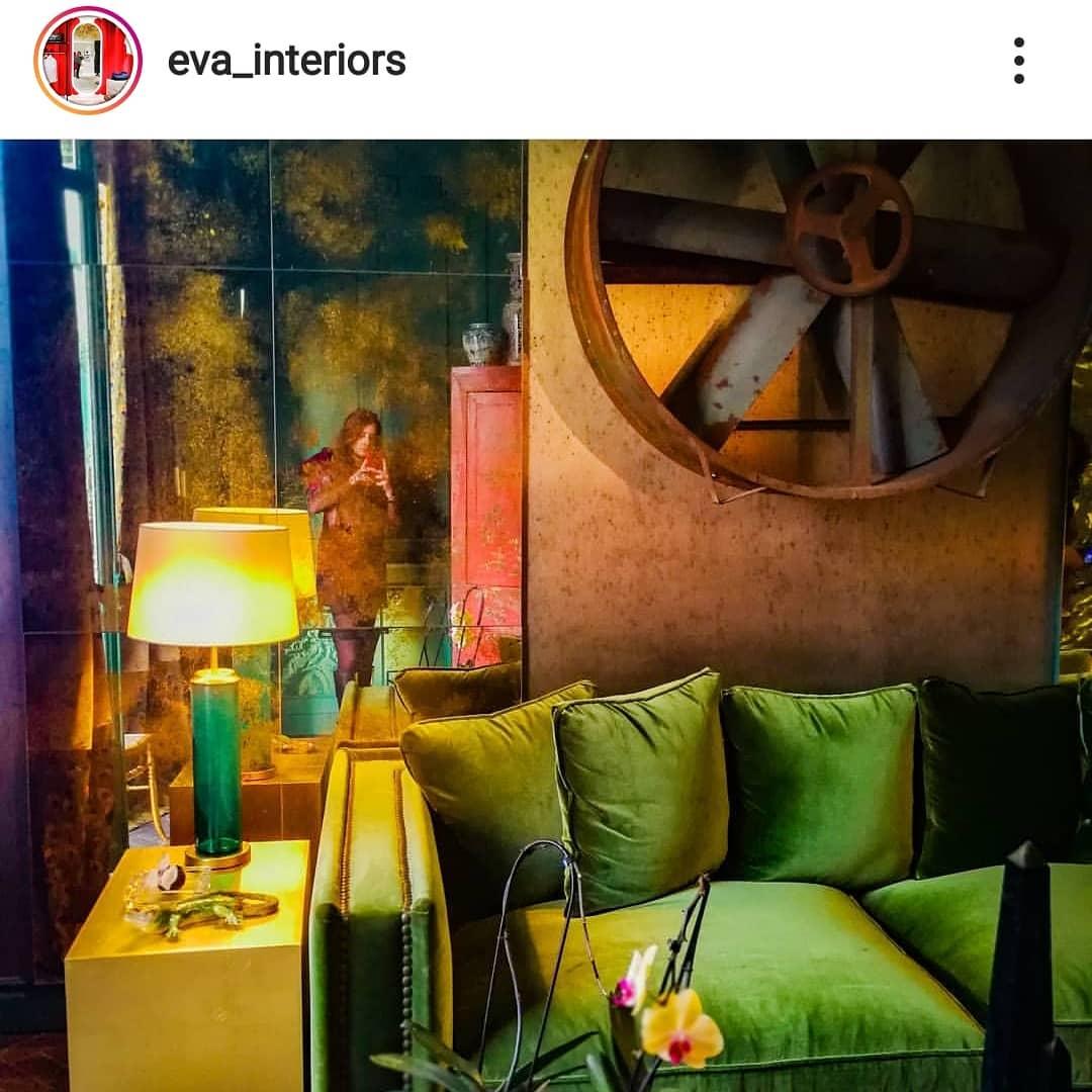 Visitar os espaços de tendência 2019. @Eva_interiors Com @ virgiruki83 . #Casad ...