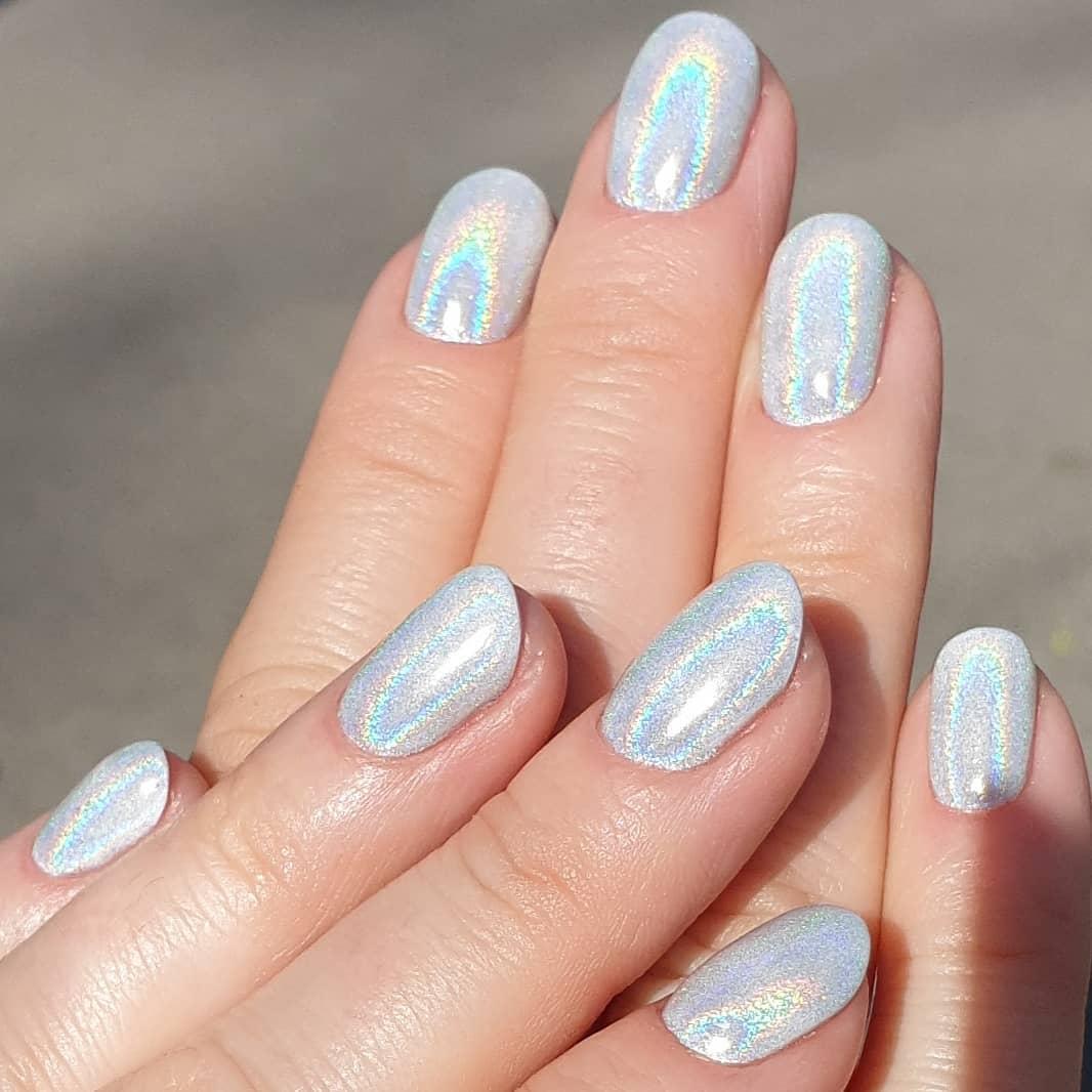Graças a @manicur_terrassa para esta manicure # unhas terrassa # manicura # decoraciond ...