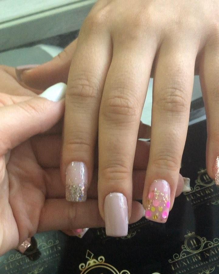 Prazer em atendê-lo @ cz_a12! # unhas lindas # nailsbellas # unhas # femininas # paisit ...