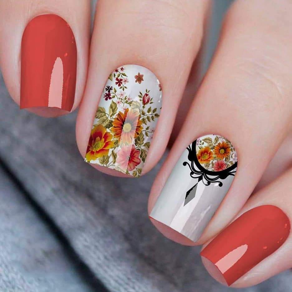 Uma beleza passando pela tela do seu celular  Adesivos Gel, nail art, p ...