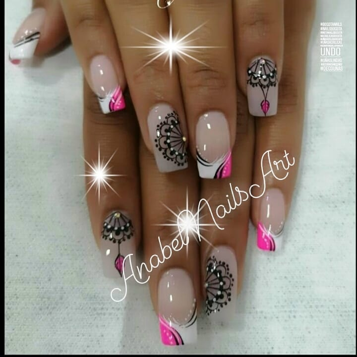 PREGOS ACRÍLICOS EFEITO NATURAL . . . . . . Luce Beautiful Nails Gift Preço ...