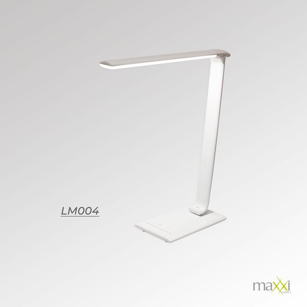 Este modelo serve como uma mesa ou lâmpada de cabeceira. Tem d ...