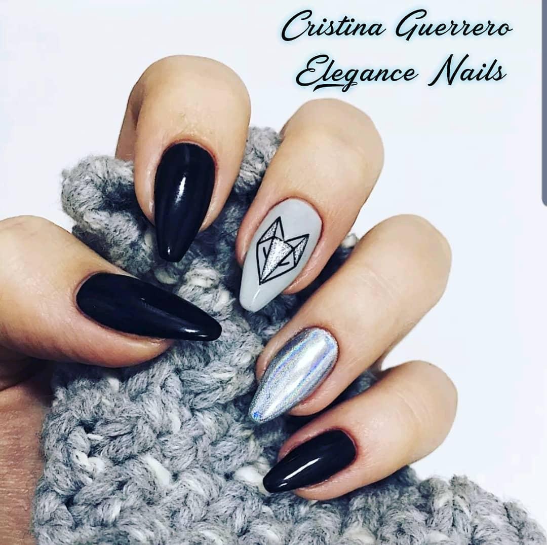 #nails #animals #acrilico # decoraciondeuñas ...