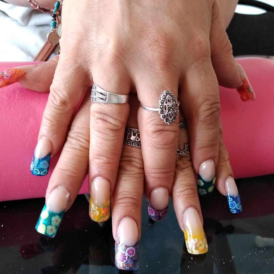 # unhas # unhas de acrílico # unhas de postes # unhas esculpidas # unhas perfeitas # unhas naturais ...