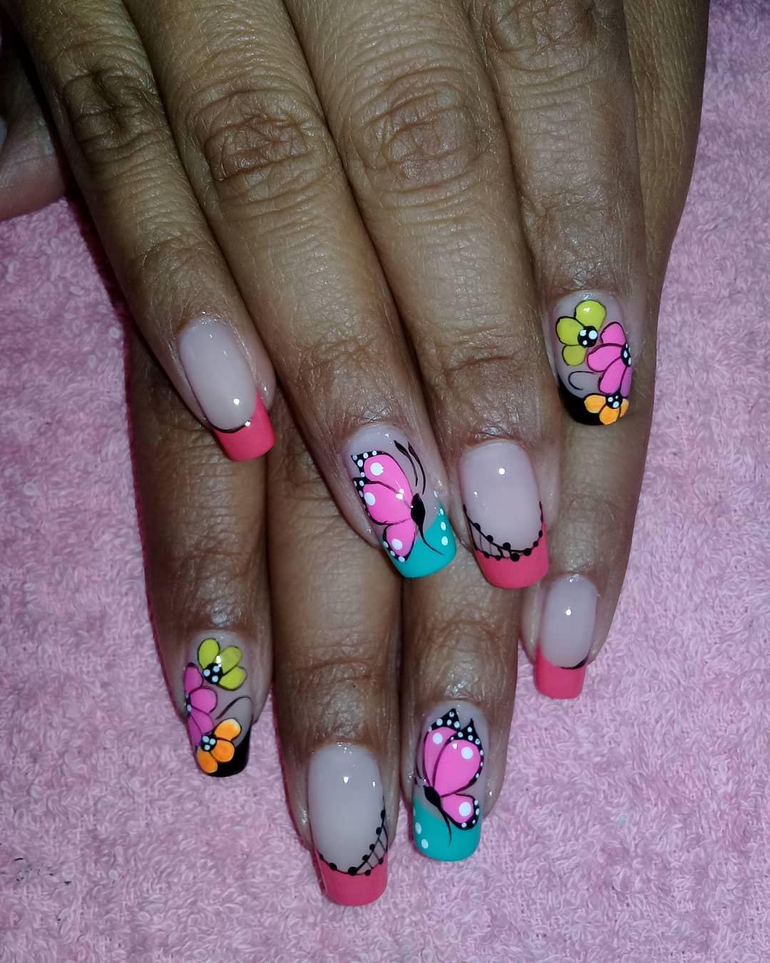 Magic nails spa #magicnailsspa #nails #nailsart # magiaentusuñas # decoracion ...