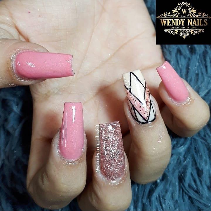 #cucuta # uñascucuta # uñascrilicas #resina #miasecret #supercristal #nails # nails ...