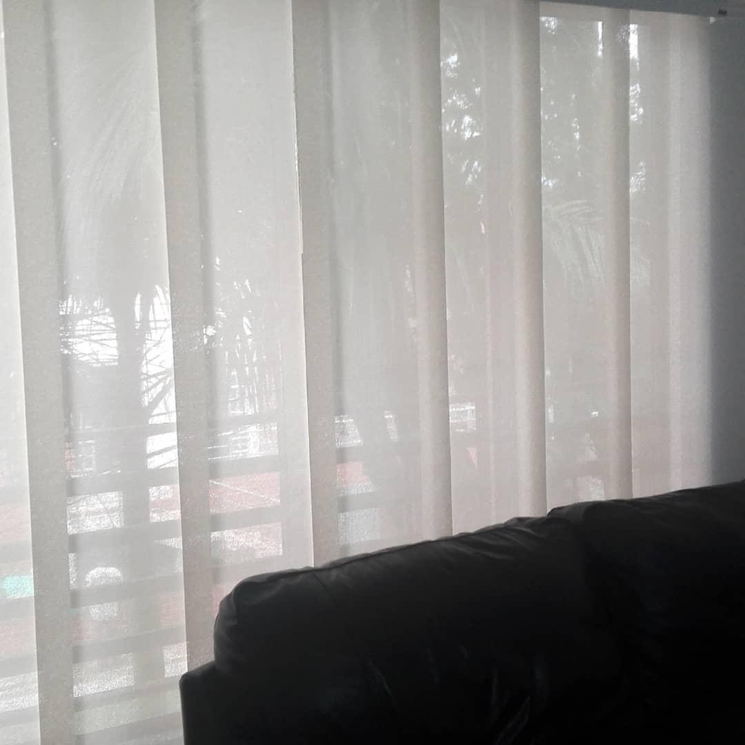 Painel japonês # cego # cortina # decoração # modernismo ....