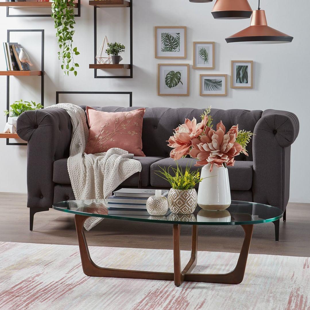 #MueblesMyA A mobília da sua casa é a ferramenta para se sentir no ...