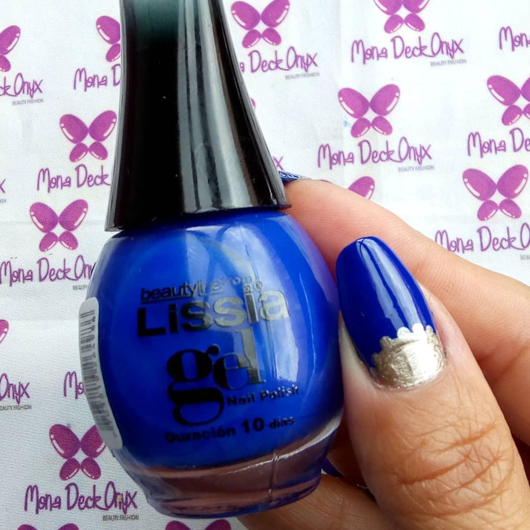 Eu te mostro que #NailArt @monadeckonyx fez com essa linda cor de @bea ...