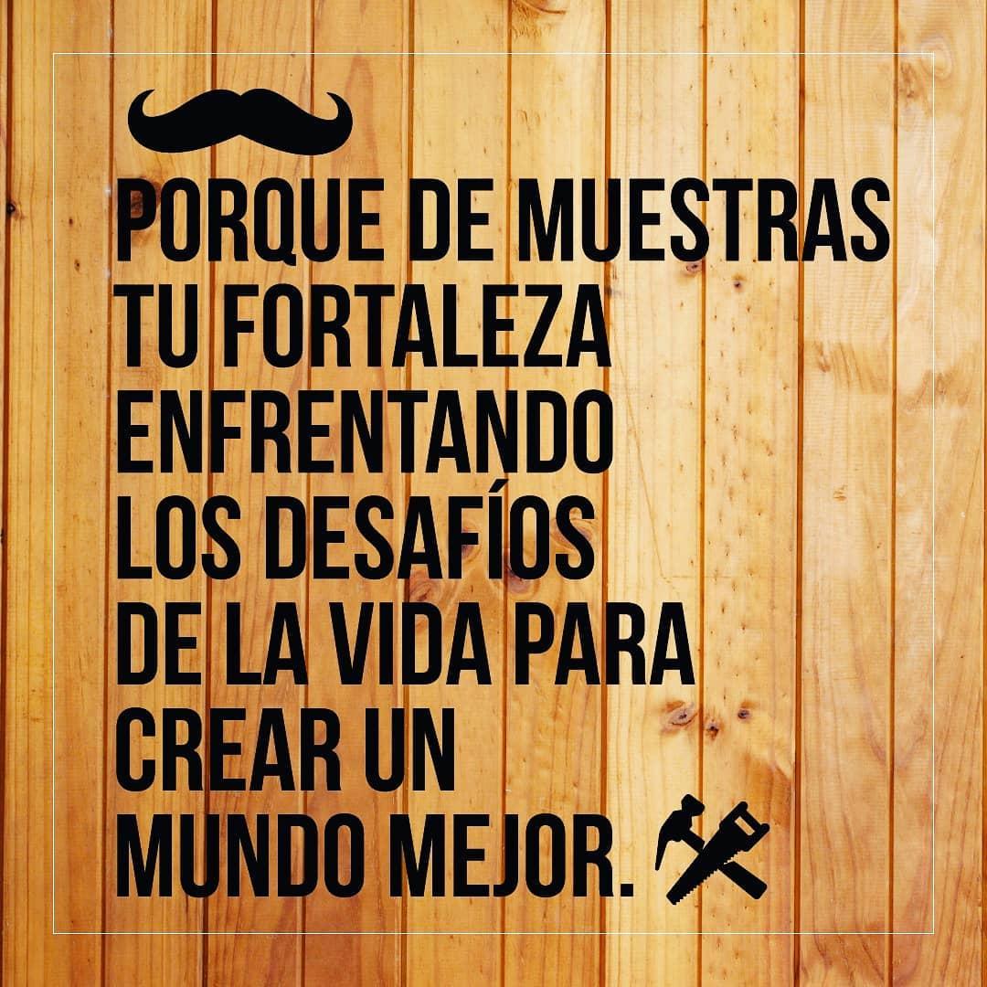 Feliz dia para todos os homens e carpinteiros. . . . . #Eltallercrea #M ...