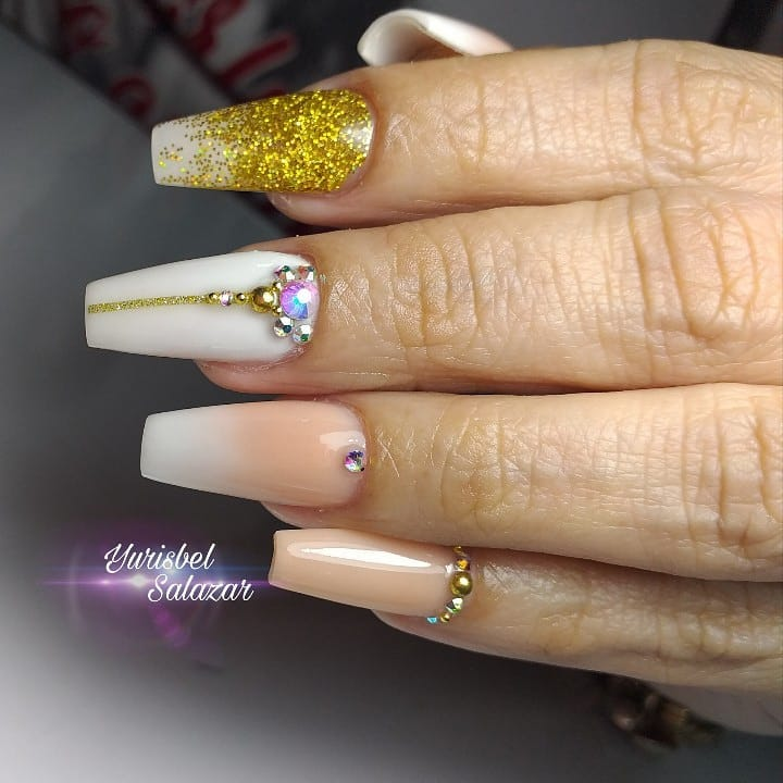 Amo meu trabalho. . # decoraciondeuñas # nails4today # uñass #lovenails #nailsflores ...