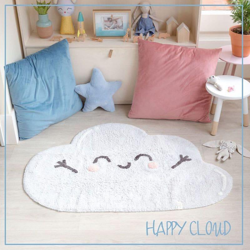 Tapete infantil Happy Cloud da nova coleção Mr. Wonderful by @lorenacana ...