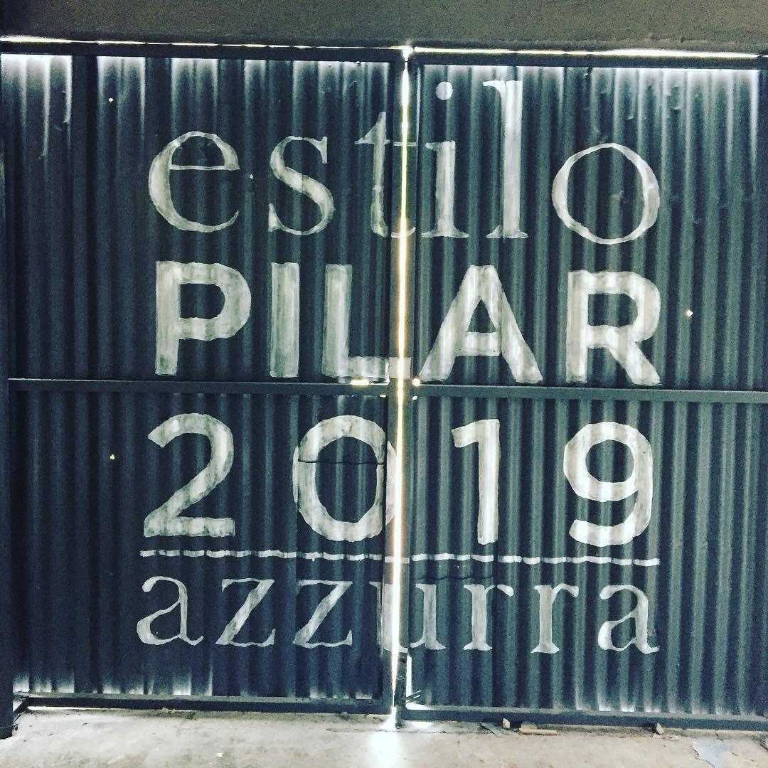 @estilopilar Estilo Pilar 2019 A floresta # design # decoração #paisajismo #arte # ...