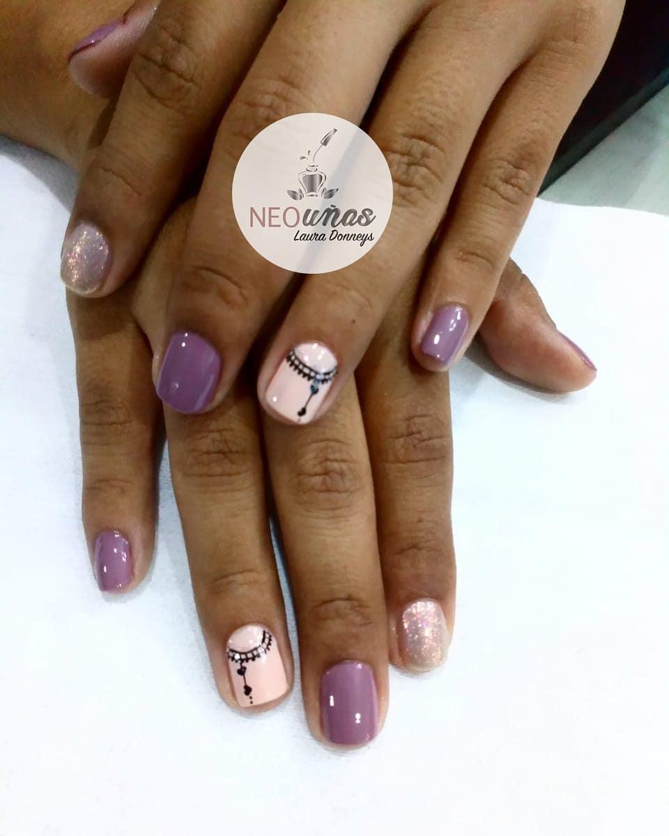 Decoração de unhas . . . . . # nailsbonies # unhas # decoração # uñascali #domicilio #de ...